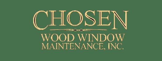 Chosen Wood Window Maintenance