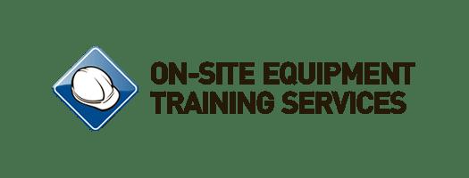 Onsite Equipment Training