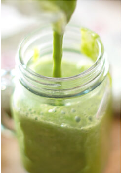 Youth & Vitality through Shaklee - a healthy, green shake.