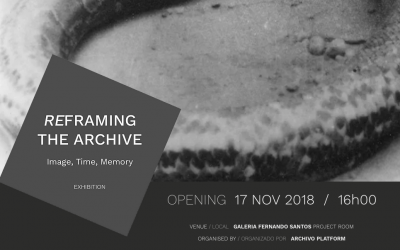 REFRAMING THE ARCHIVE: Image, Time, Memory