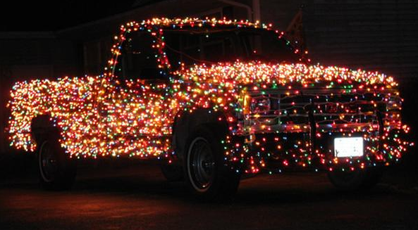 Best Christmas Car Decorations Of 2017