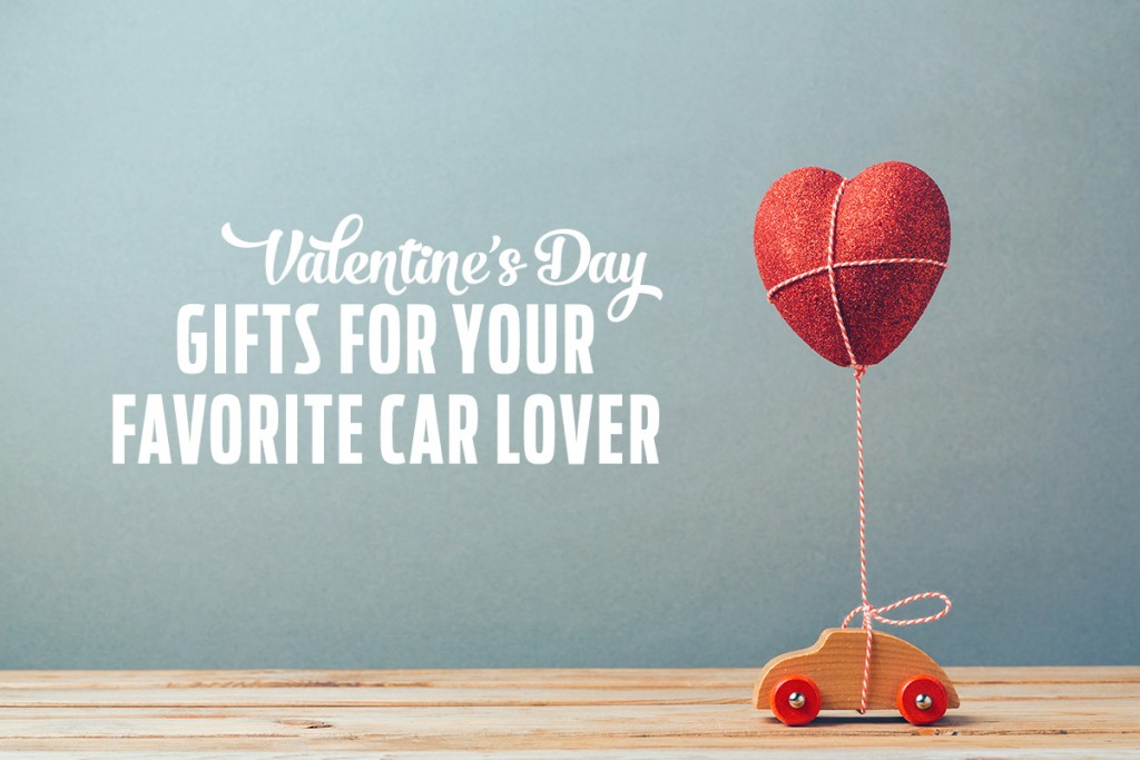 valentine's day gift ideas for car lovers