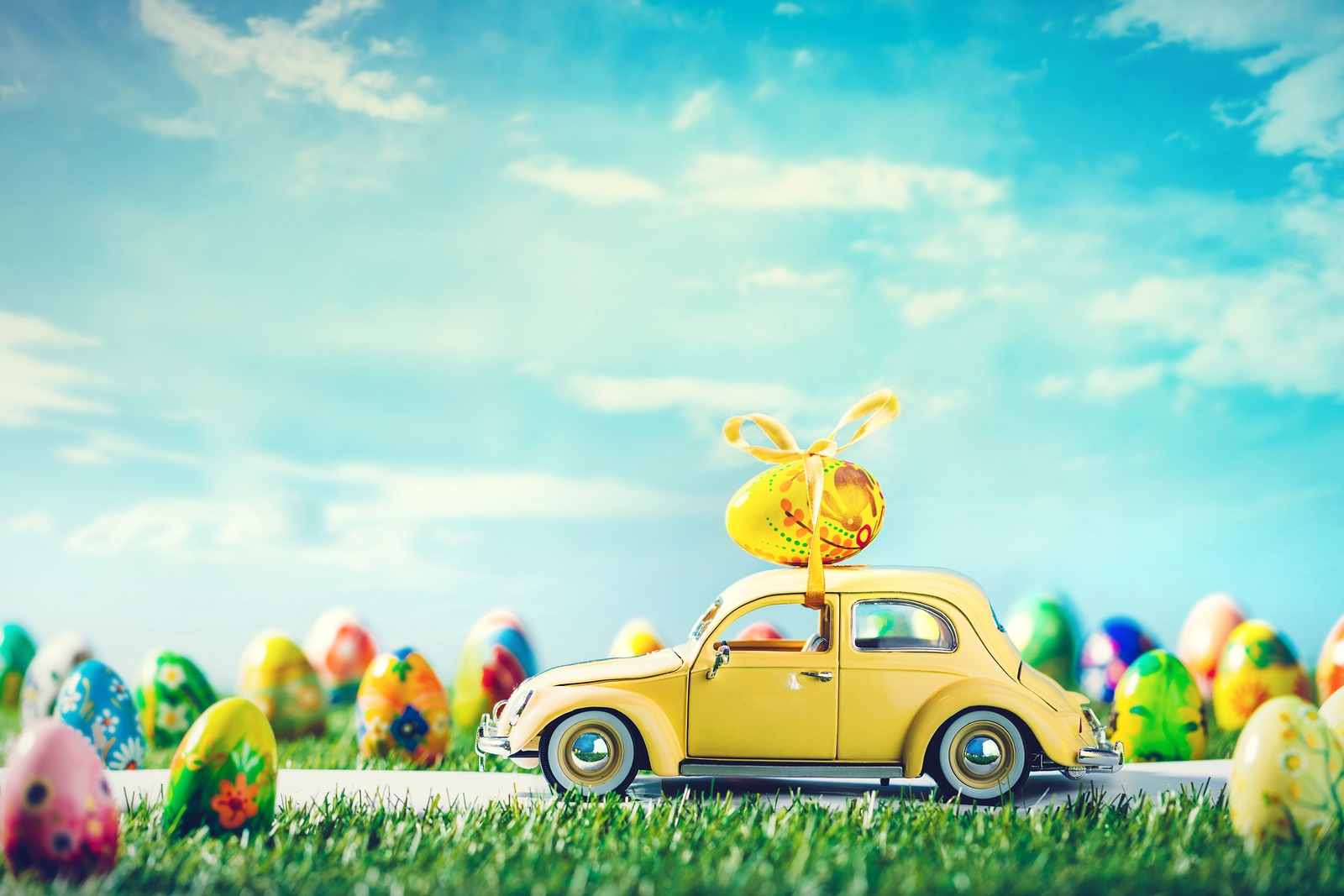 Car tips for Spring