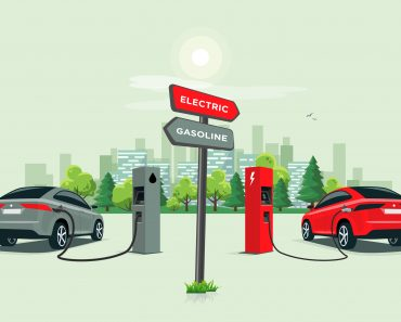 hybrid vs electric cars vs gas vehicles