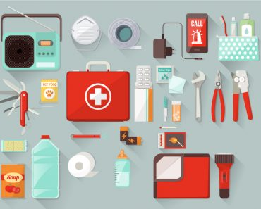 storm emergency kit survival kit