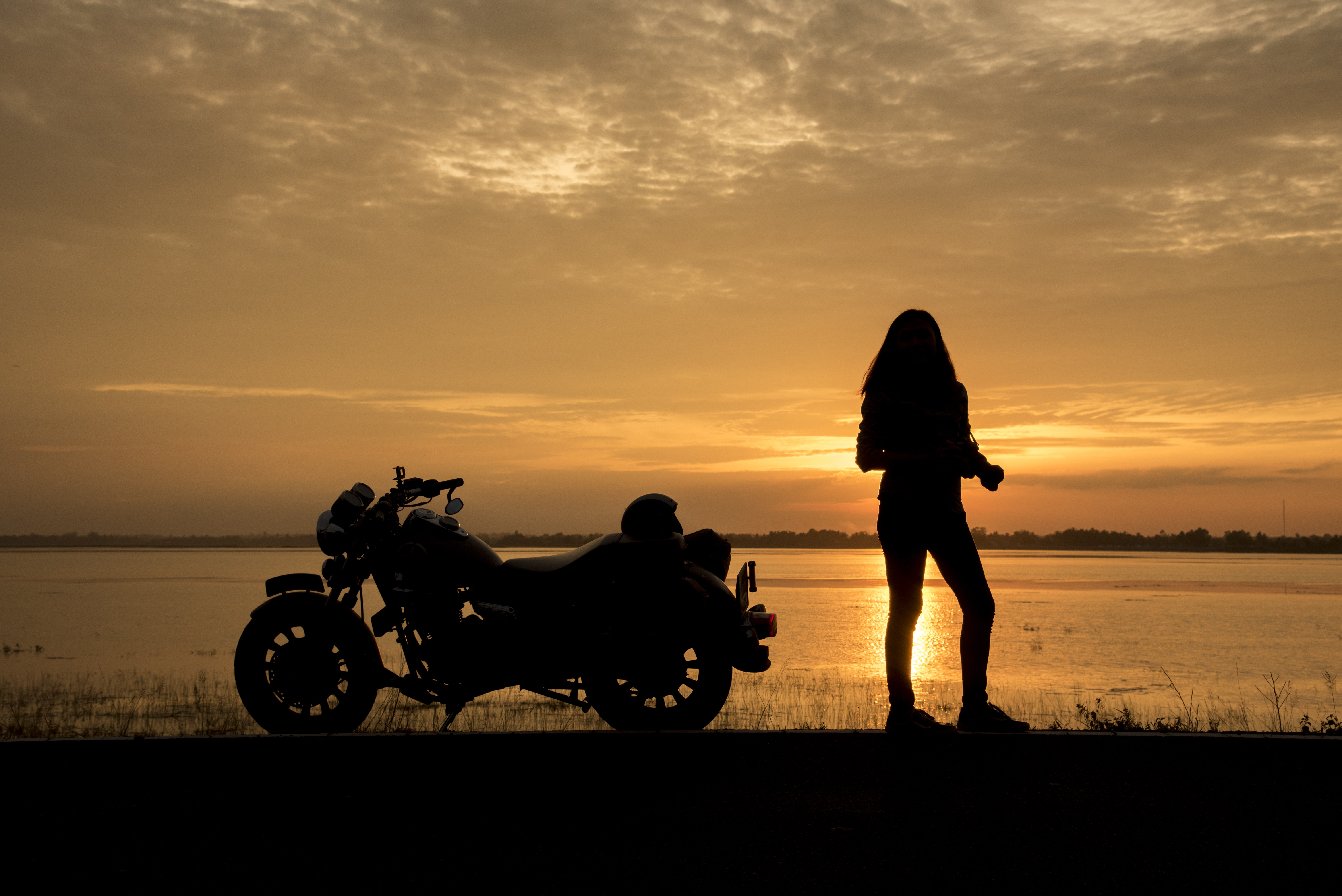 Motorcycle road trip planning