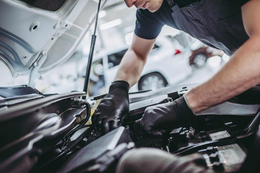 vehicle repair service plan car mechanic
