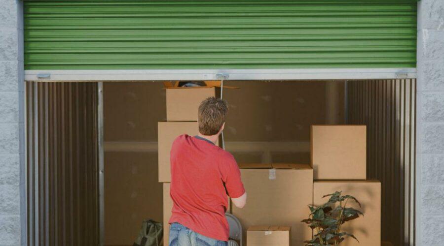storage unit packing tips