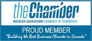 Saskatoon Chamber of Commerce Member