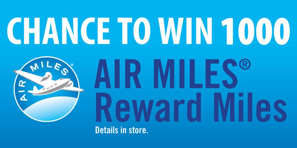 Win AIR MILES
