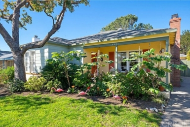 Post war vintage home on North Hollywood sold by Robbie Conley
