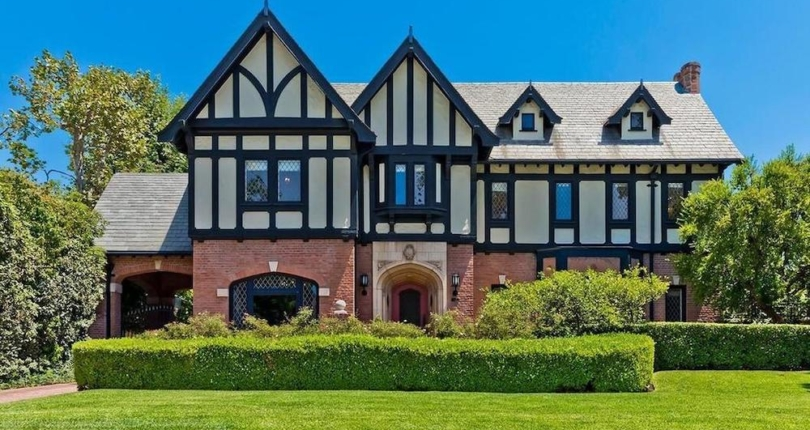 Classic Los Angeles Tudor Used in New 'Perry Mason' Available For $4.8M