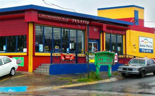 Tienda Centropiezas Plus Juncos Puerto Rico