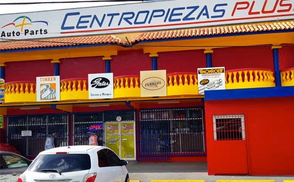 Tienda Centropiezas Plus LUQUILLO Puerto-Rico