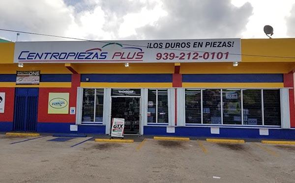 Tienda Centropiezas Plus Orocovis Puerto Rico