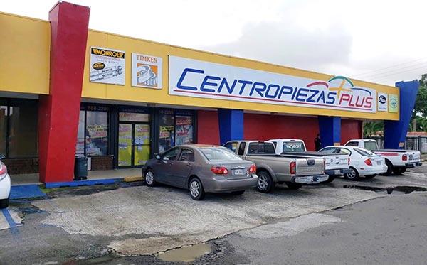 Tienda Centropiezas Plus Rio Grande Puerto Rico