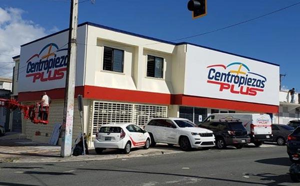 Tienda Centropiezas Plus San Juan Puerto Rico