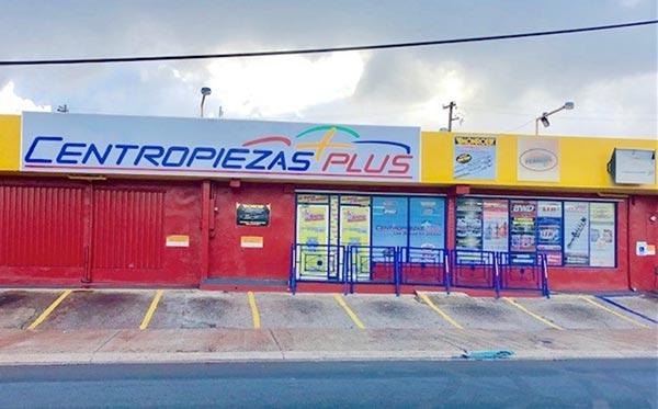 Centropiezas Plus Santa Juanita ,Puerto Rico, tienda, localidad, ubicación