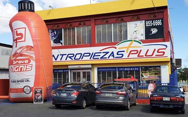 Tienda Centropiezas Plus Vega Baja Puerto Rico