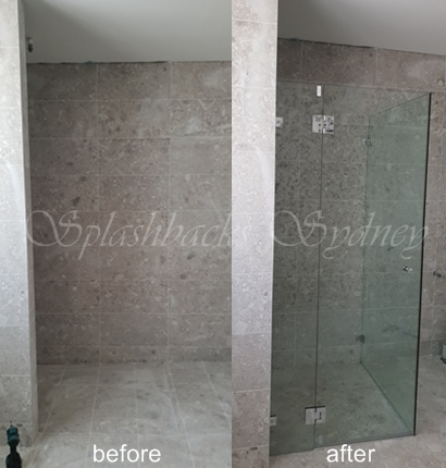 frameless shower 5