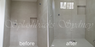 frameless shower 6