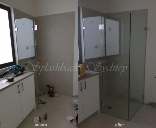 frameless shower 8