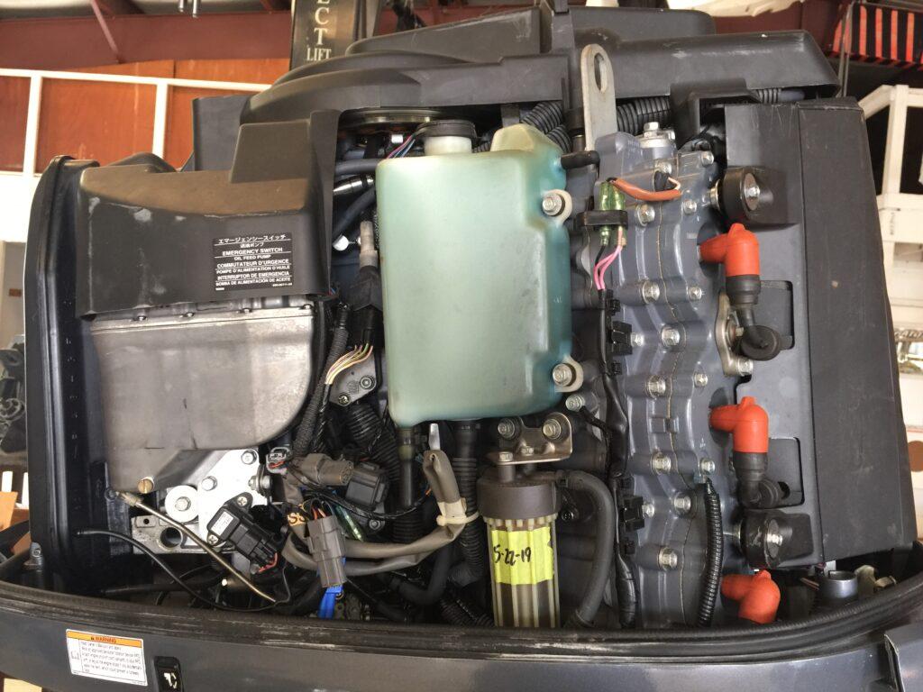 Yamaha 250 HP VMAX Series 2