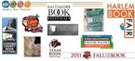 Book Fairs Logo Collage