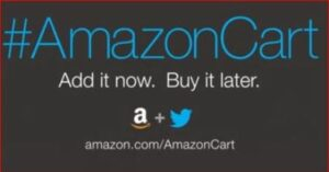#AmazonCart Great Way For Authors to Tap into the Power of Amazon and Twitter
