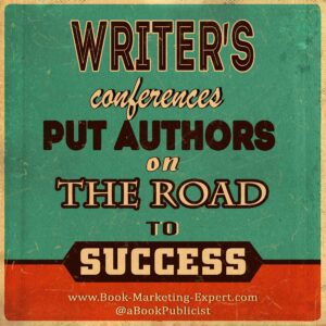 Want to meet authors and exchange ideas, tips and techniques? Then sign up for a writer's conference today.