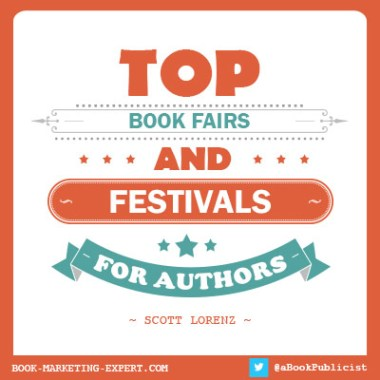 Top Book Fairs & Festivals Authors Should Attend in 2019