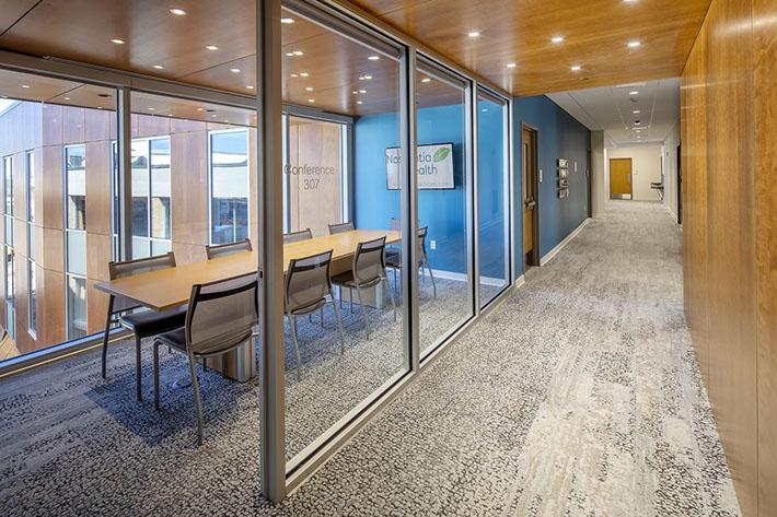 Nascentia Health Headquarters Conference Room