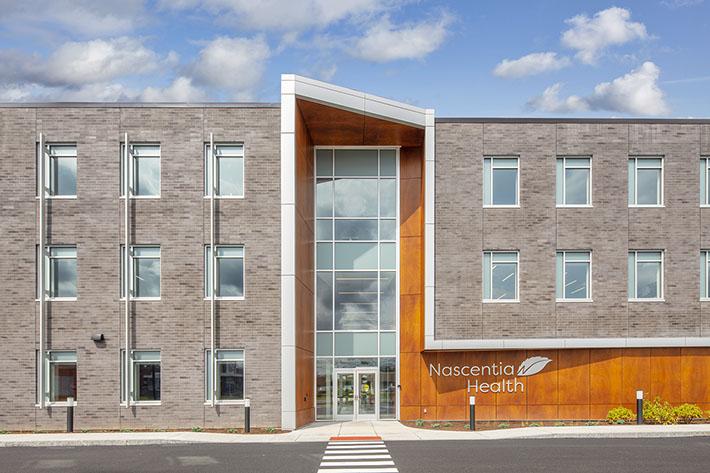 Nascentia Health Headquarters Exterior