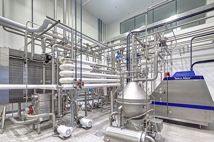 Byrne Hollow Farm - Yogurt Manufacturing Plant