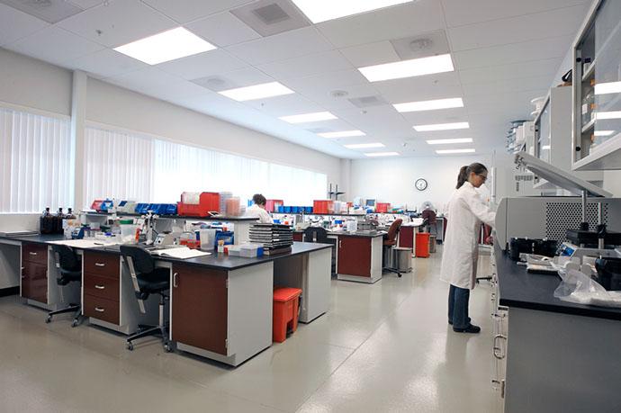 Advion Biosciences Interior