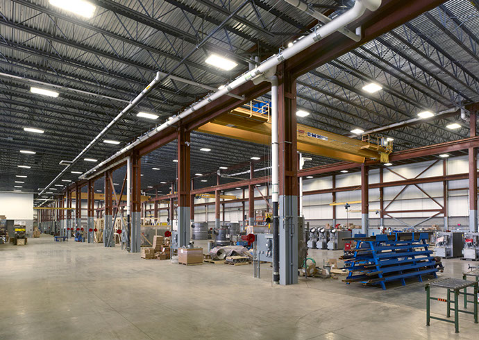 Fulton Companies Building Construction