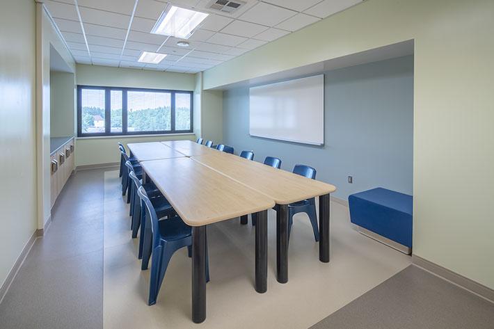 Cayuga Medical Center Room