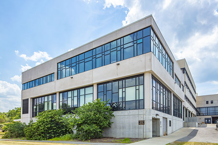 Cayuga Medical Center Building Exterior