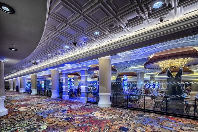 Turning Stone Resort Gaming Floor