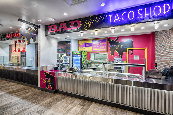 Turning Stone Resort Food Hall - Tacos