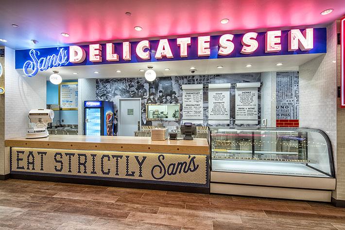 Turning Stone Resort Food Hall - Delicatessen