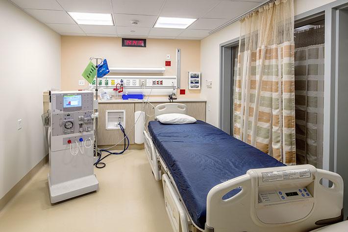 Crouse Health Room