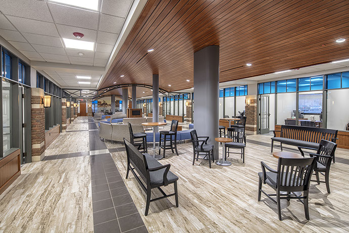 Empower Federal Credit Union Waiting Area