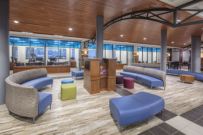 Empower Federal Credit Union Couches