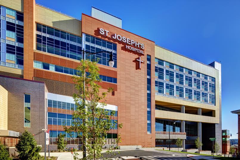 St. Joseph's Health Exterior