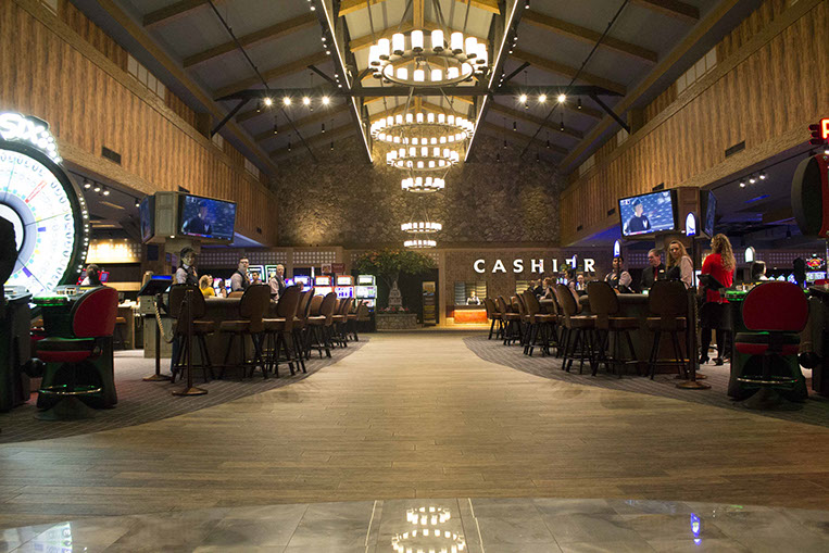 Point Place Casino Gaming Floor