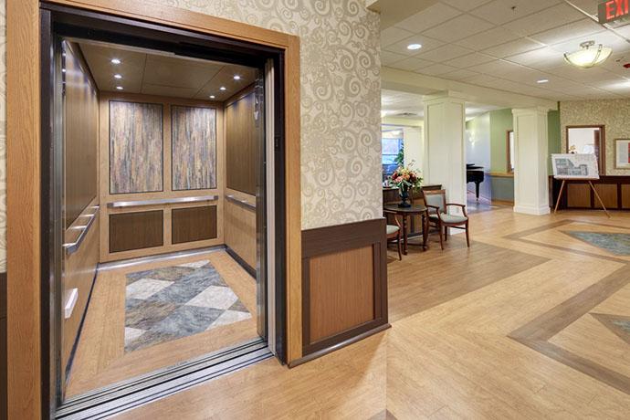 Loretto Elevator