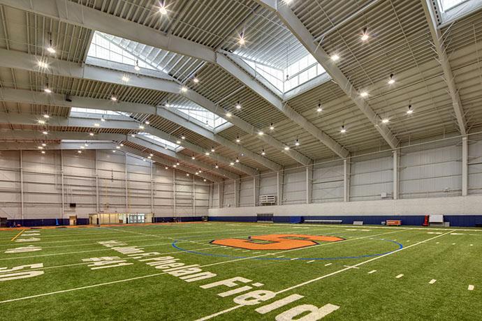 Syracuse University Ensley Athletic Center Field