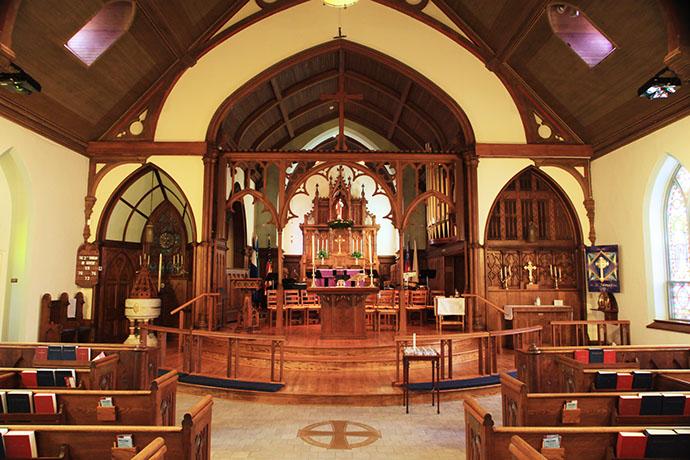 St. James Episcopal Church Phase 1 Altar