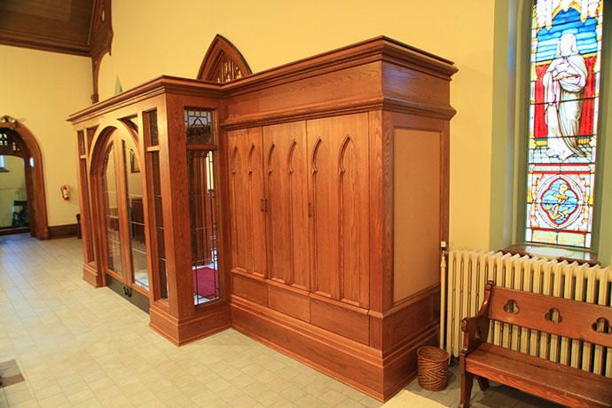 St. James Episcopal Church Phase 1 Doorway